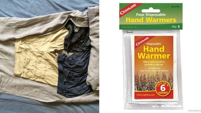 Hvordan tørke tøy, sko og klær raskt på camping og fjelltur