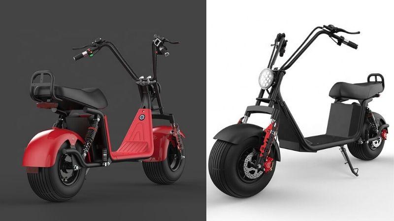 El-Scooter – Raske & Tøffe elektriske scootere