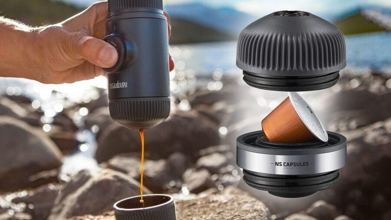 Nespresso på tur og camping – Smart bærbar espressomaskin