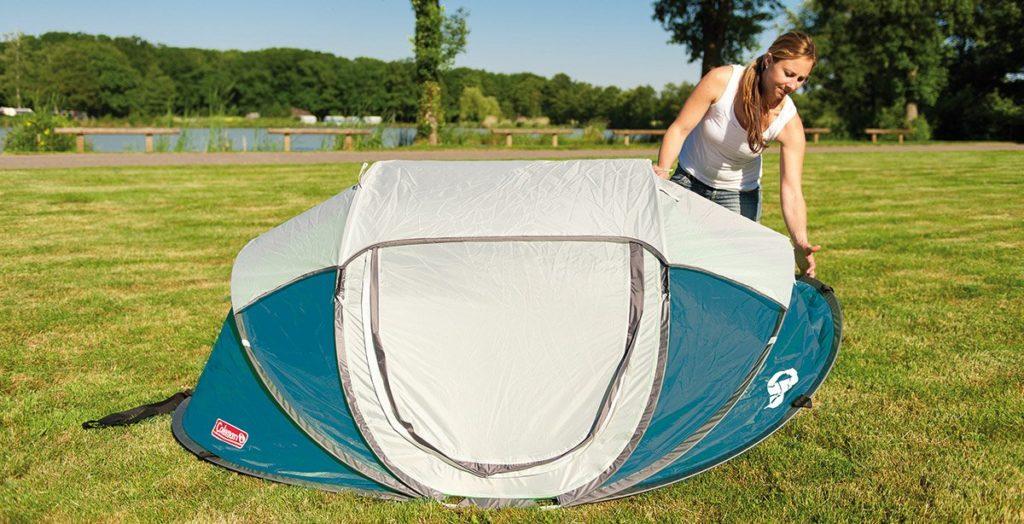 Pop up telt – Telt man slår opp på sekunder – Northsport.no